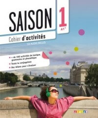 Saison A1 Workbook - Click to enlarge picture.