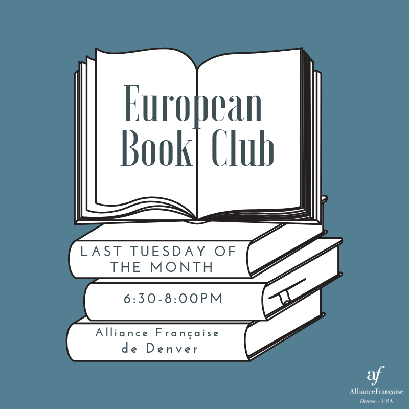 European Book Club - 3/26/19
