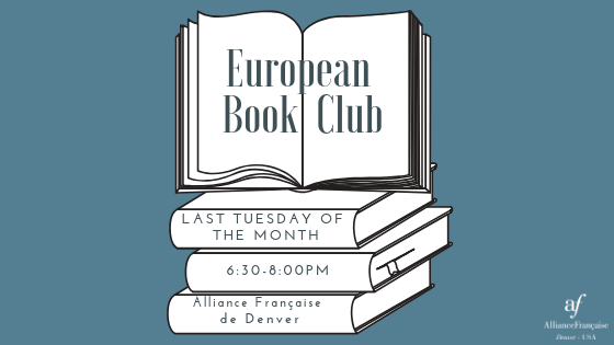 European Book Club - May