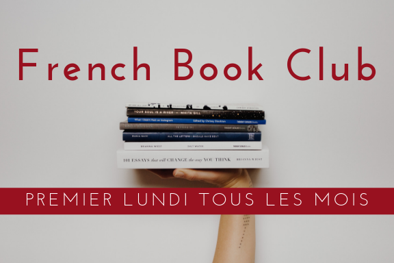 French Book Club - September