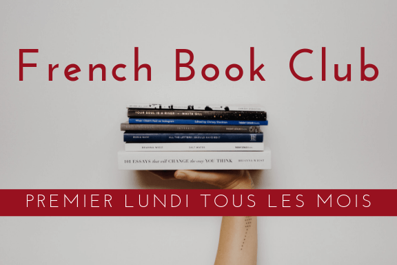 French Book Club - October