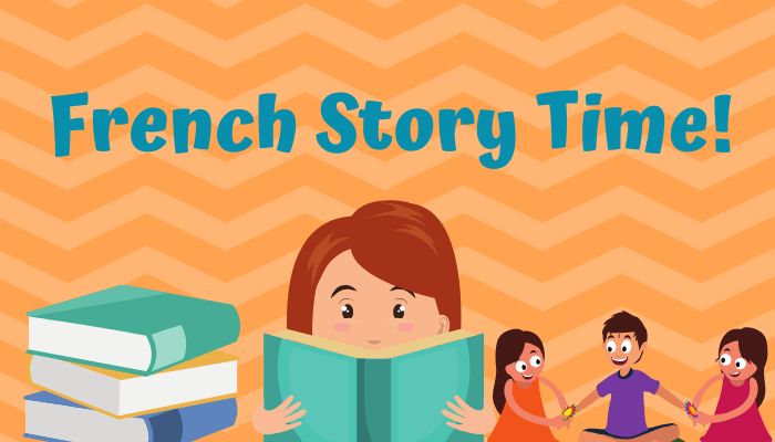 French Storytime @AFD! (no longer Children's Museum)