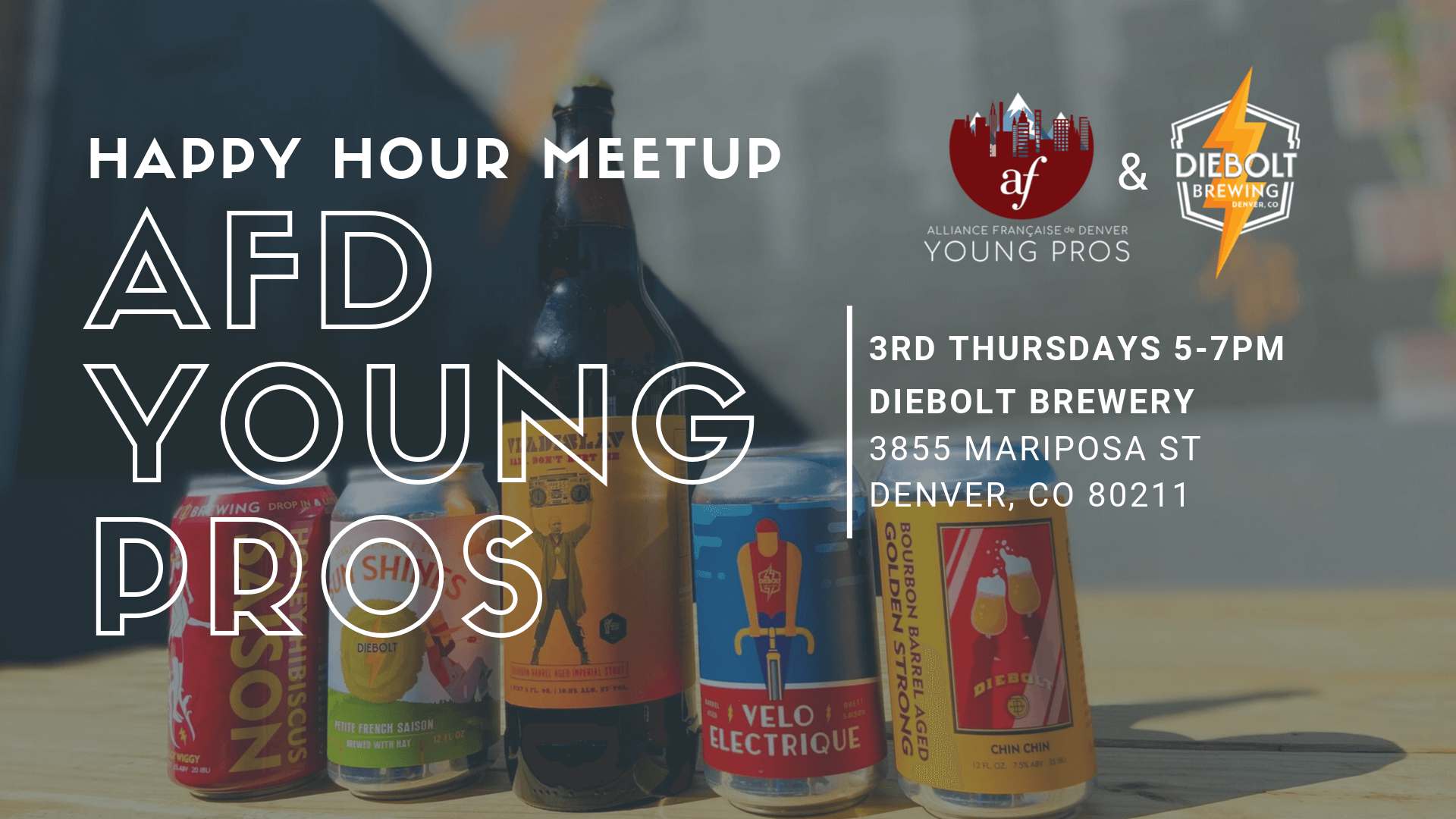AFD Young Pros Happy Hour
