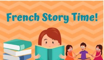 French Story Time @AFD!