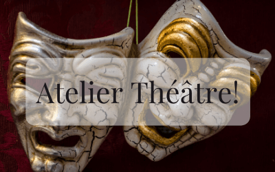 CANCELLED Atelier Théâtre adults