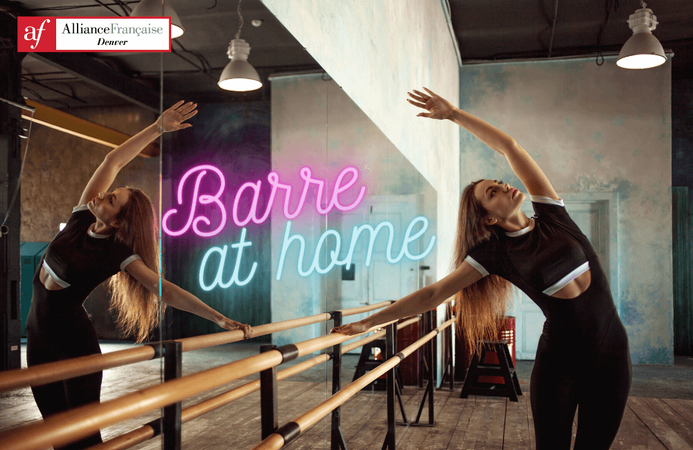 Barre at home!