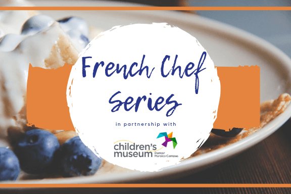 French Chef Series - 1/29/19